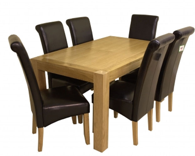 Dinner set furniture 28 images woodmark 7 dining set for Furniture 7 reviews